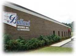 Photo of Ballard Doors Showroom Hickory NC