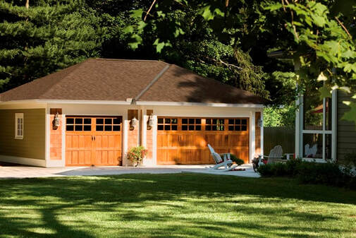 Photo of Garage Doors installed by Ballard Doors in Hickory NC